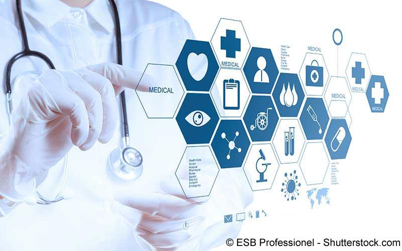 Digitale Welt Arzt