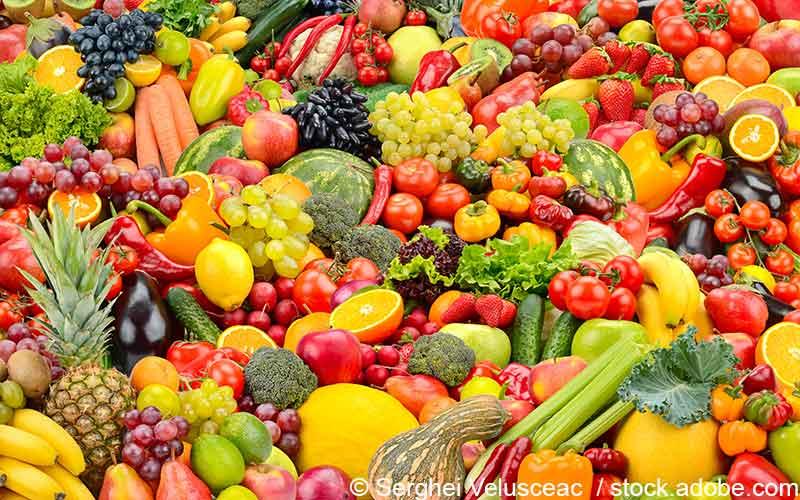 Lebensmittel, die in adstringierender Ernährung verboten sind