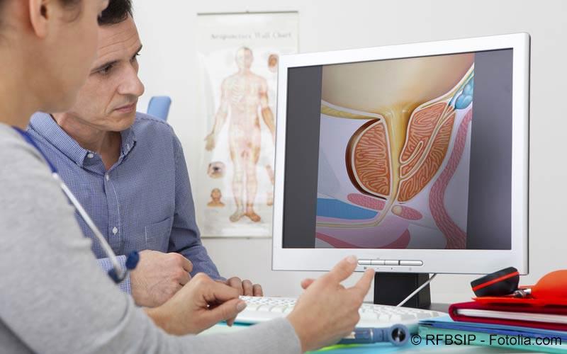 gutartiger prostata tumor icd 10