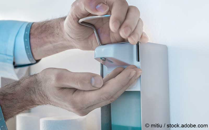 Ausnahmezulassung Fur Handedesinfektionsmittel Gelbe Liste