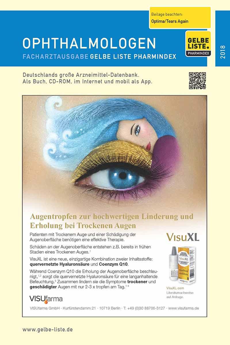 Buch für Ophthalmologen