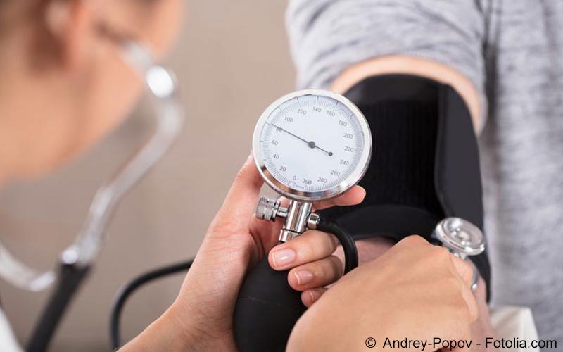 Blutdrucksenkung schützt vor zweitem Schlaganfall