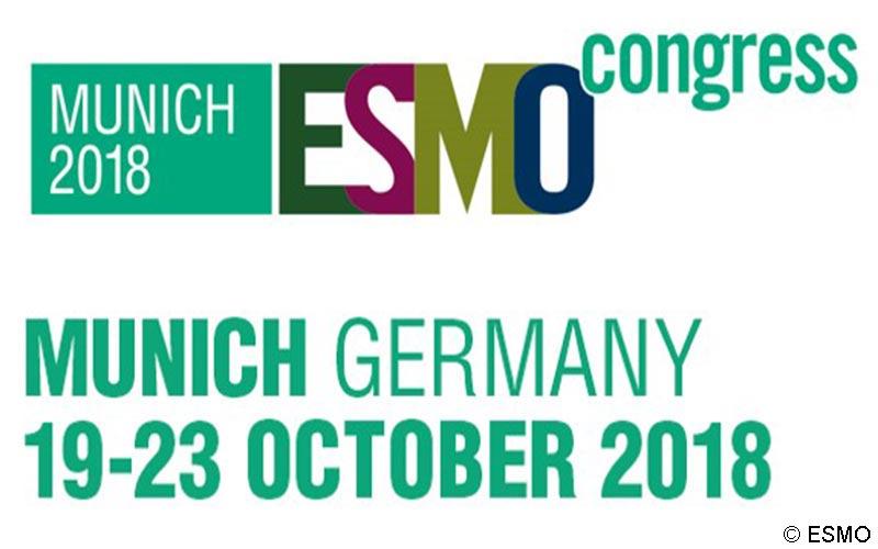 Logo ESMO 2018