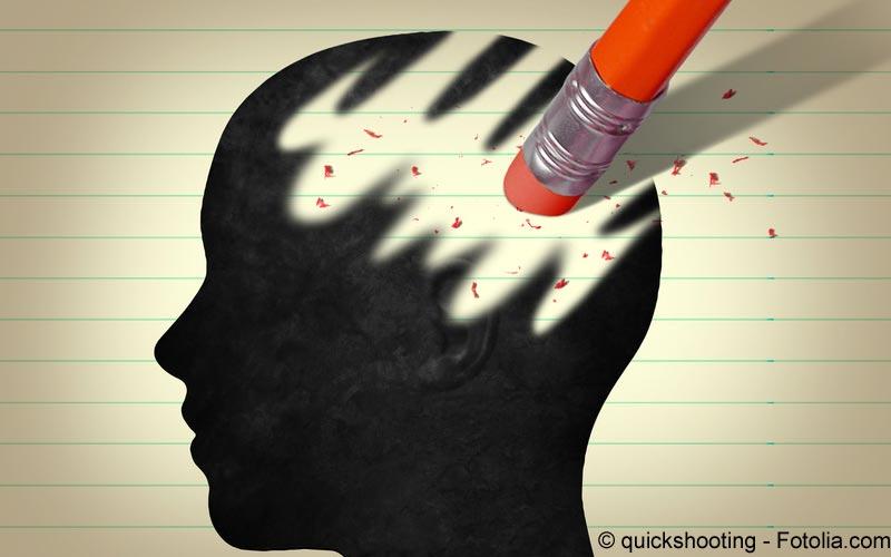 Alzheimer, Demenz