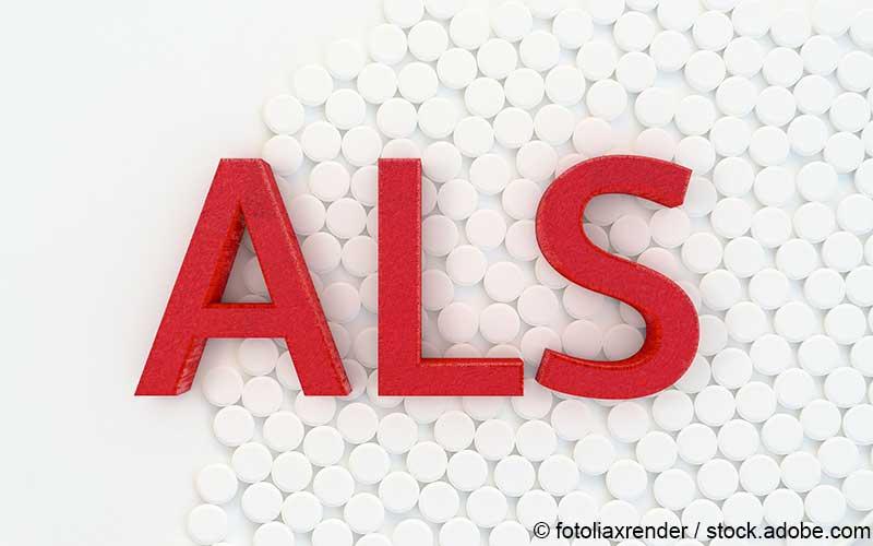Amyotrophe Lateralsklerose (ALS)