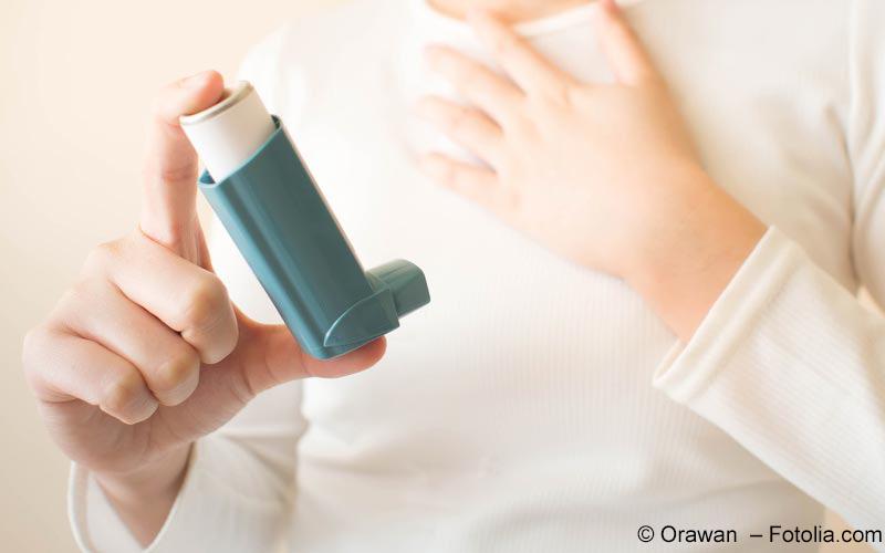 Asthma - Inhalator