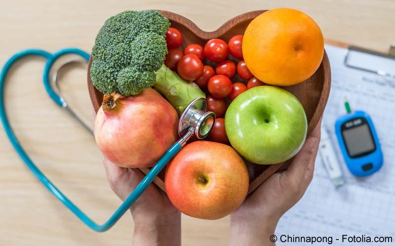 Diabetes und Ernaehrung