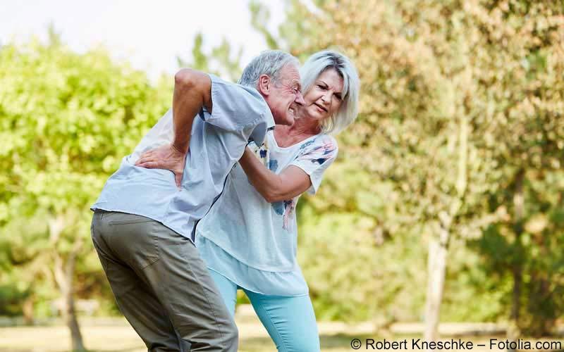 Amitriptylin bei chronischen Rückenschmerzen?