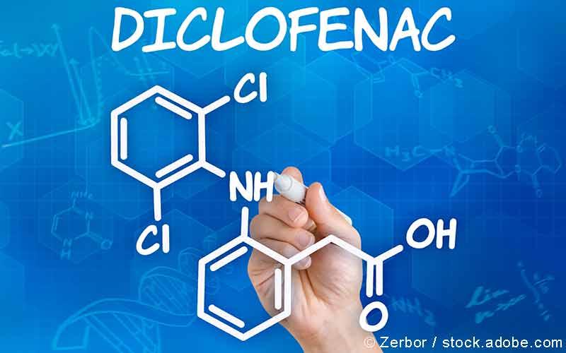 Diclofenac: Kontraindikation oft ignoriert