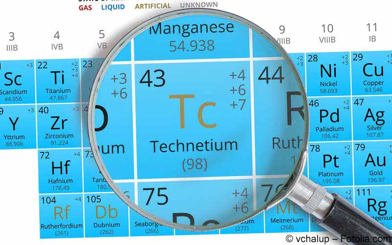 Element Technetium