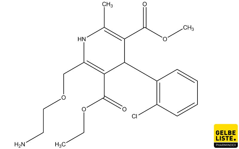 Amlodipin Anwendung Wirkung Nebenwirkungen Gelbe Liste
