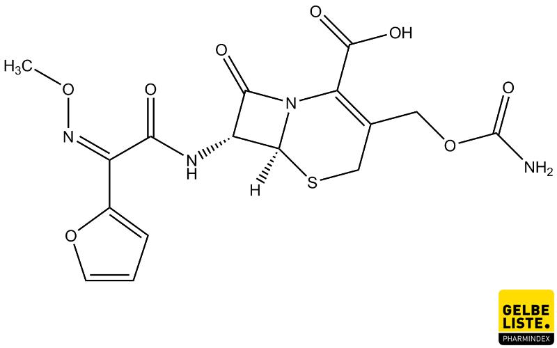 Trinken 500 milch cefurox basics Cefuroxim: Wirkung,