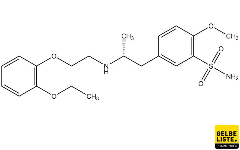 Tamsulosin Anwendung Wirkung Nebenwirkungen Gelbe Liste