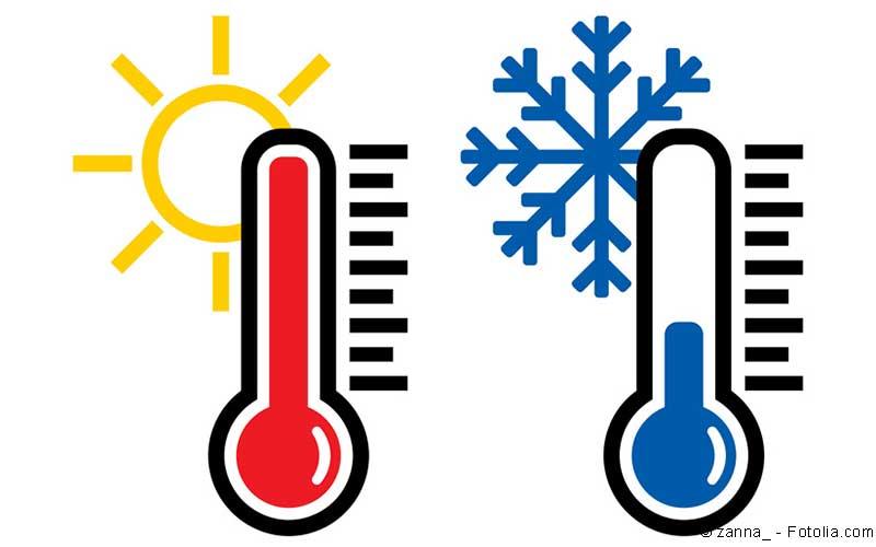 Lagerung Temperatur