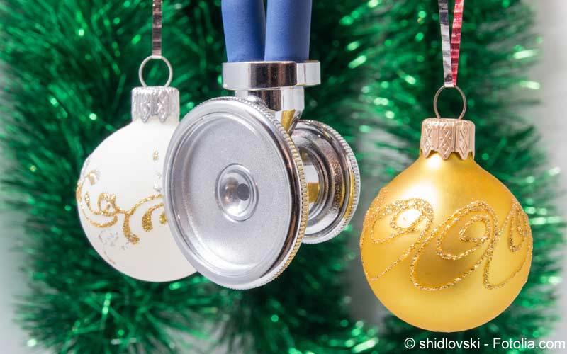 Medizin und Weihnachten