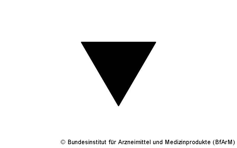 Schwarzes Dreieck