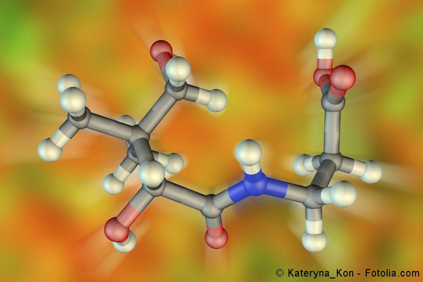Vitamin-Molekül