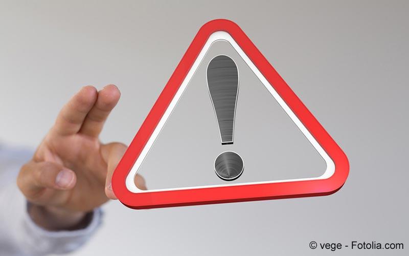 Warnhinweis Arzneimittel